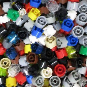Used-LEGO-500g-Packs-Round-Parts-3941-Stein-Rund-2-x-2