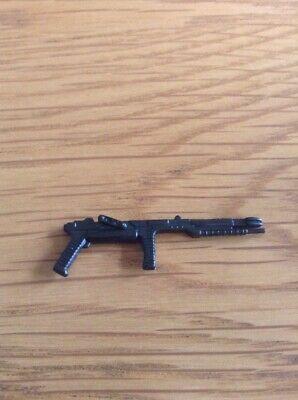 G.I Joe//Cobra Accessory/_1985 EELS Dark Blue Harpoon Rifle Speargun//Gun//Weapon!