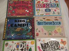 Kids Garden/Kids Camp!/Kids Learn America/Kids' Science + 2 more