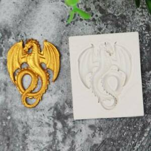 3D-Dragon-Fondant-Silicone-Mould-Cake-Chocolate-Decoration-Baking-Tool-Mold-G