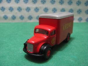 Camioncino-Circus-Krone-1-87-Brekina