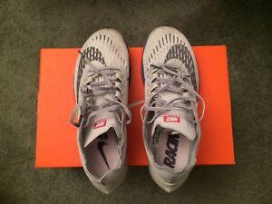 91473aa31504 Nike Zoom Vaporfly 4% Grey Blue Unisex Shoes Size Men s 5.5 Women s ...