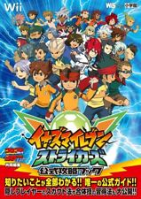 Game Inazuma Eleven Strikers Official Guide Wii Japan Book For Sale Online