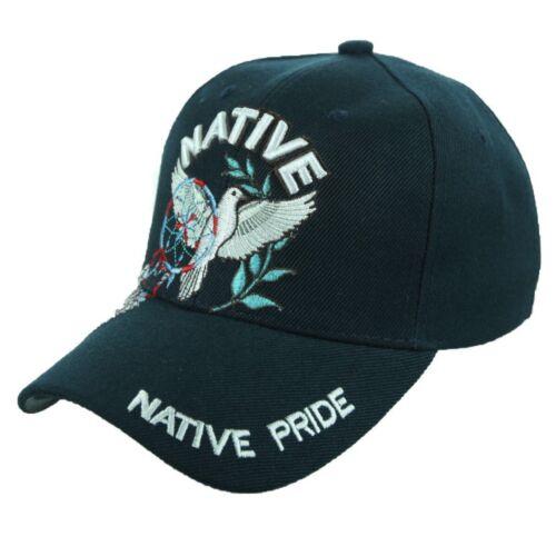 Native Pride Baseball Cap Dream Catcher Caps Fashion Peace Dove Denim Plain Hats