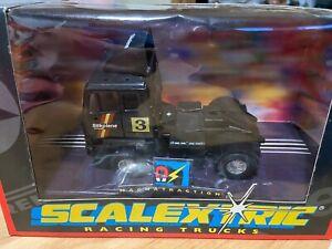 Scalextric-C-488-Grand-Prix-Lorry-Silkolene-Racing-Trucks-Approved-Sample