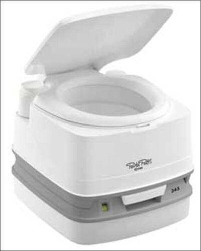 Thetford Porta Potti Qube 345 portable festival boating camping toilet ***NEW***
