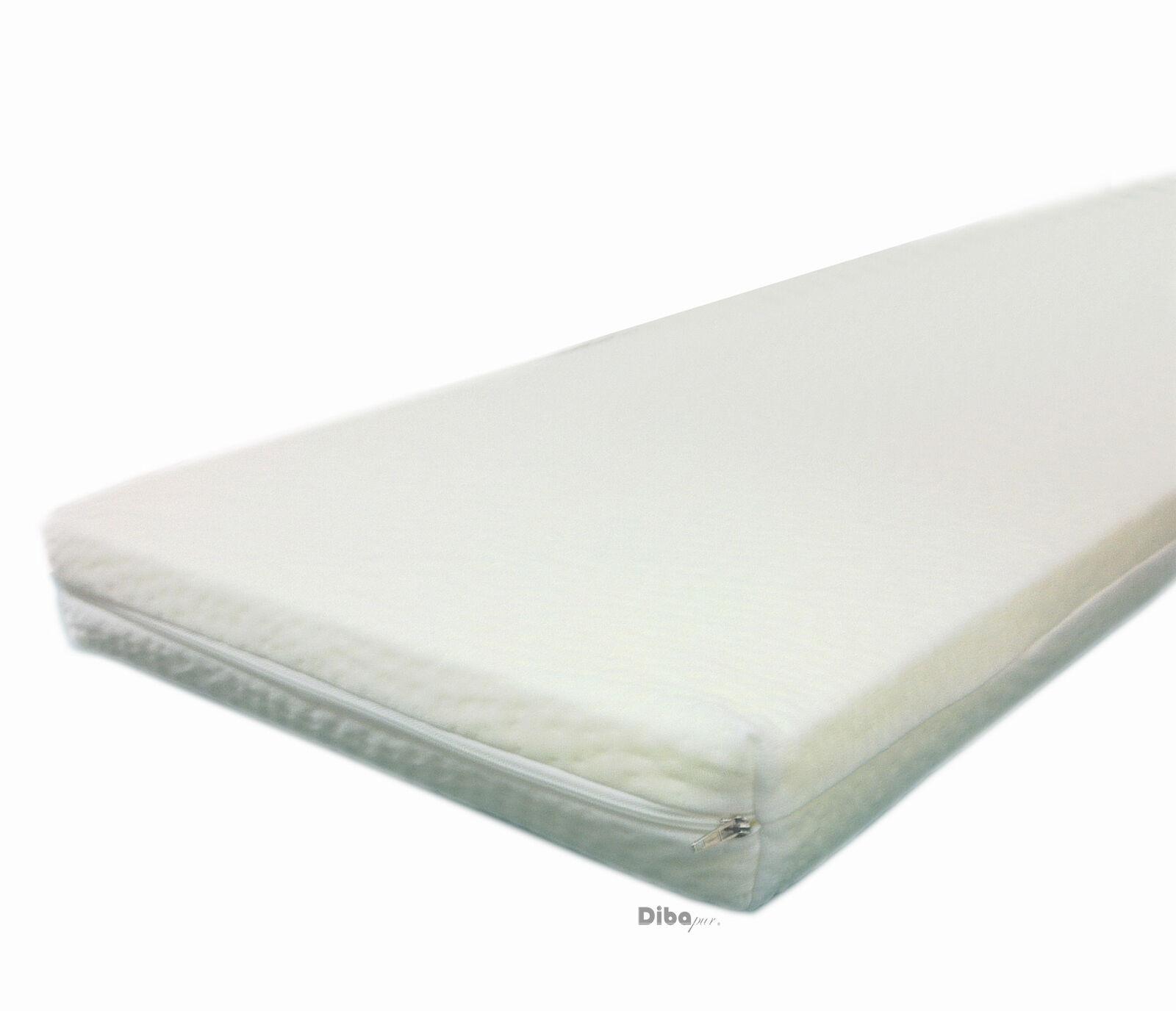 Topper Viscoelastische Visco Auflage Schaumstoffplatte Standard Bezug