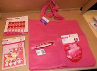 Valentine's Mix Lot Creatology Stampers Sliding Puzzle Pen Stackable Pencils 15d