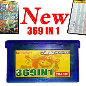 369-in1-GBA-Cartuccia-di-gioco-Multicart-per-GBA-SP-GBM-NDS-NDSL-GameBoy-Advance