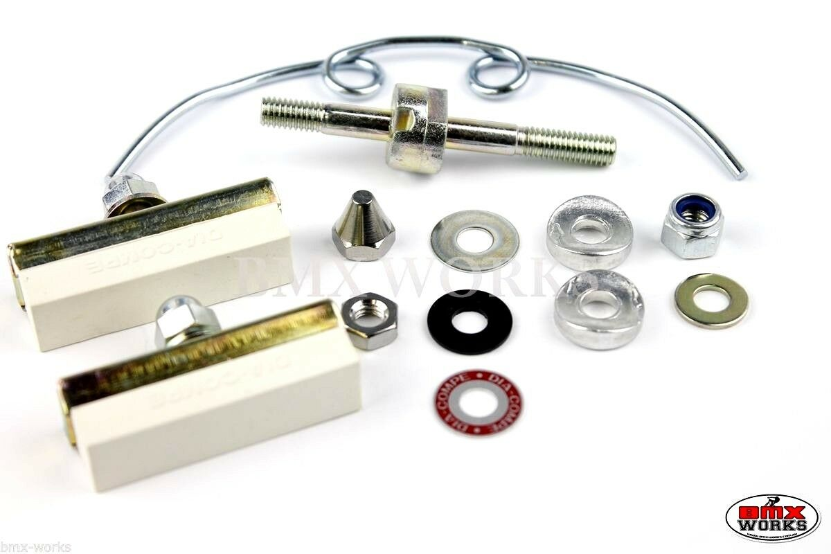 Dia-Compe Brake Repair Kits - Suit MX890 - MX883 - MX1000 - Old School BMX