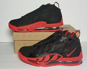 huge discount 055ac cbd2e NIKE AIR MAX PILLAR MEN'S SIZE 9 NEW IN BOX BLACK / SPORT RED 525226 ...