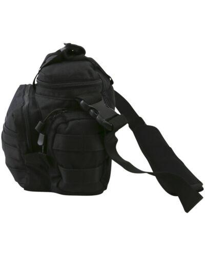 Kombat Molle Alfa Grab Bag 15L Negro