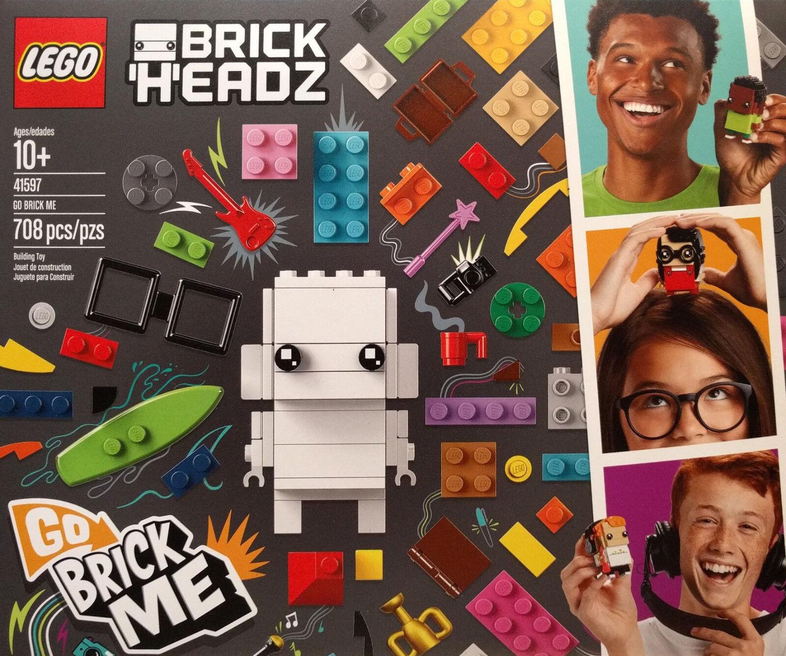 Lego brickheadz - 41597 Go Brick me-nuevo & OVP