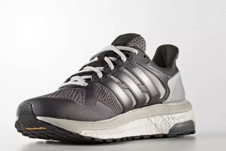 Adidas Boost Supernova ST Women's Size 7.5 Black/Grey/White NEW Free S/H! BB3505