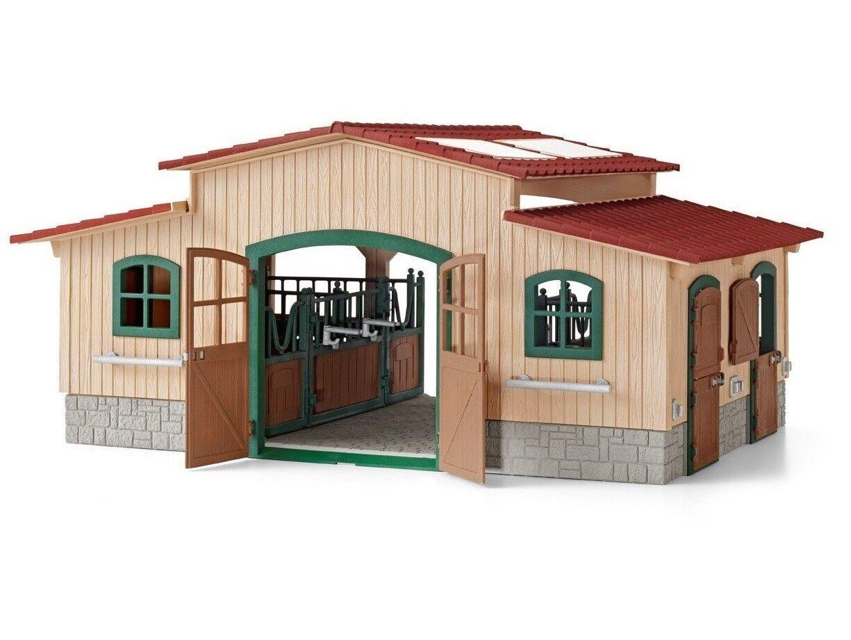 Granja de caballos - Schleich 42110 - NUEVO