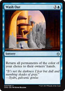 Wash out (barrerá) comandante Anthology Magic  </span>