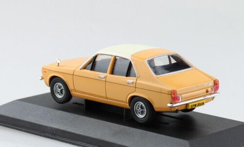 Hillman Avenger Sunseeker SPECIAL EDITION RHD 1:43 Vanguards modello di auto 10409