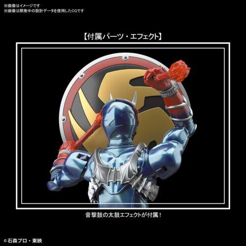 NEW Bandai Figure Rise Standard Kamen Rider Hibiki Plastic Model Kit from Japan