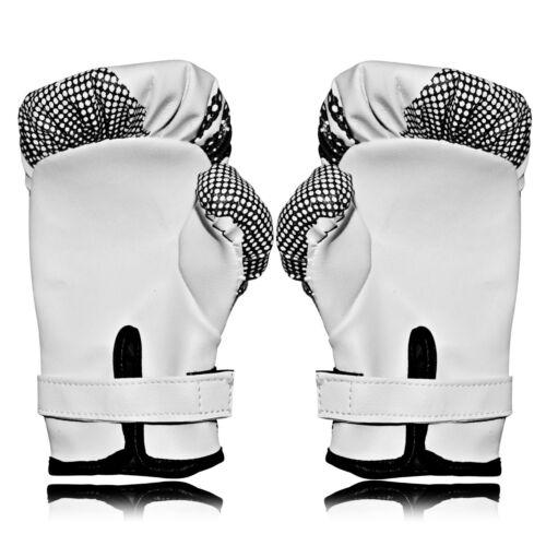 New Kids//Children Boxing Gloves MMA Shorts Mitt Punching Bag Gift For Kids UFC