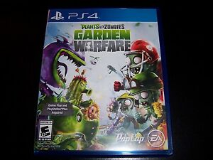 Replacement Case No Game Plants Vs Zombies Garden Warfare Ps4
