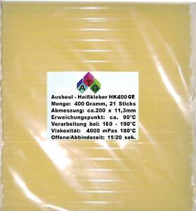 Caliente-pegamento-0-4kg-amarillo-con-resine-21-Palos-reparacion-de-abolladuras