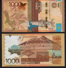Kazakhstan 1000 Tenge 2014 Pick New Mint Unc