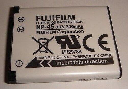 Batería Original Fujifilm Np-45 Nikon S200