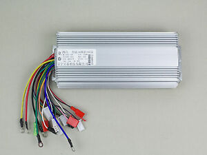 Details about 60V 1500W Electric Bicycle E-bike Scooter Brushless DC Motor  Speed Controller