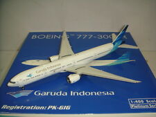 "Phoenix 400 Garuda Indoensia PK B777-300ER ""2010s color"" 1:400"