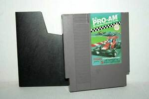 R-C-PRO-AM-32-TRACKS-OF-RACING-THRILLS-SOLO-CARTUCCIA-NINTENDO-NES-UK-FR1-40957