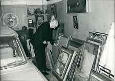 Paris, Marc Vaux et sa collection de Modigliani, Zadkine, Picasso etc... dans so