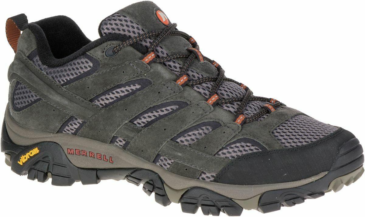 Merrell Moab 2 ventilador j06015 botín de senderisml outdoorzapatos zapatillas de deporte caballero