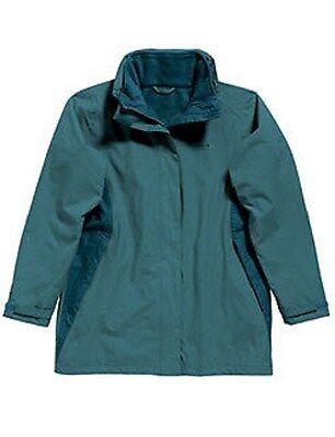 Women/'s Regatta /'Mayzy 3-in-1/' BlueHaze//Seablue Waterproof /& Windproof Jacket.