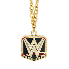 WWE World Heavyweight Championship Pendant NEU Kette Anhänger