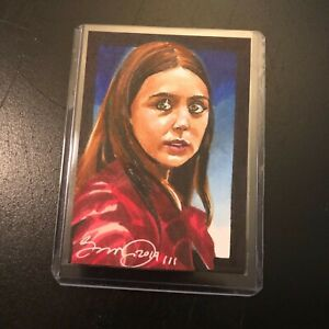 Scarlet-Witch-Marvel-Avengers-1-1-hand-drawn-original-art-sketch-card-aceo