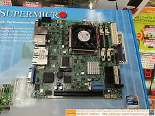 MB SUPERMICRO X9SPV-F-3610ME SERVER  MOTHERBOARD MAINBOARD INTEL I5 CPU ECC RAM