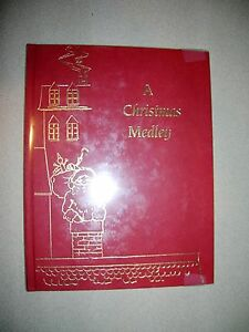 A-Christmas-Medley-Twas-The-Night-Before-Xmas-amp-2-Stories-Ltd-Private-Prtg-1983