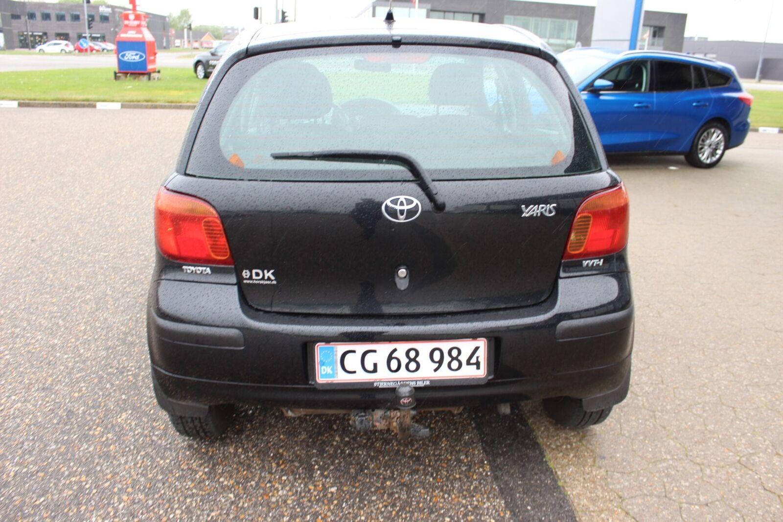 Toyota Yaris 1,3 Terra - billede 3