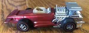 Hot Wheels Redline Sizzlers March F-1 Race Car Nice! Runs! New battery!