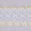 30mm-Knitting-In-Eyelet-Lace-Trimming thumbnail 3