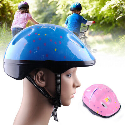 Kids Childs Baby Toddler Safety Helmet Bike Bicycle Scooter Skate Sports Bo M5P0
