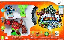 Skylanders Giants Glow In The Dark Nintendo Wii Game Starter Pack Great Gift NEW