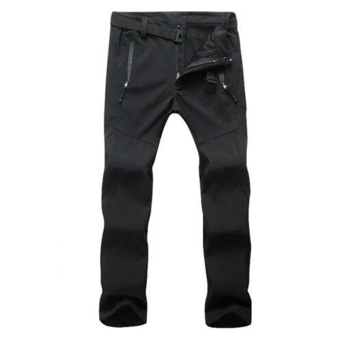 Outdoor Escursionismo Sci Pantaloni Donna in Pile Caldo-IMBOTTITO ANTIVENTO Impermeabile Pantaloni