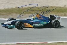 "Felipe Massa ""Sauber"" Autogramm signed 20x30 cm Bild"