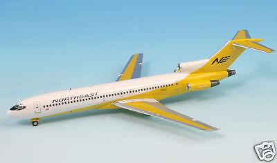 Nordöstra gulbird B -727 -200 (N1641) Infight200