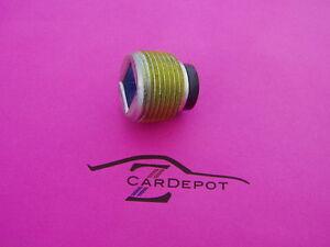 Datsun 70-78 240Z 260Z 280Z R180 R200 Rear Diff Magnetic Oil Drain Plug OEM 528