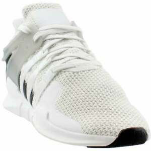 premium selection 3e2ae dd383 Details about adidas EQT Support ADV White - Mens - Size 9 D