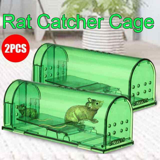 AKCHY Mouse Trap Humane Catch /& Release Never Used