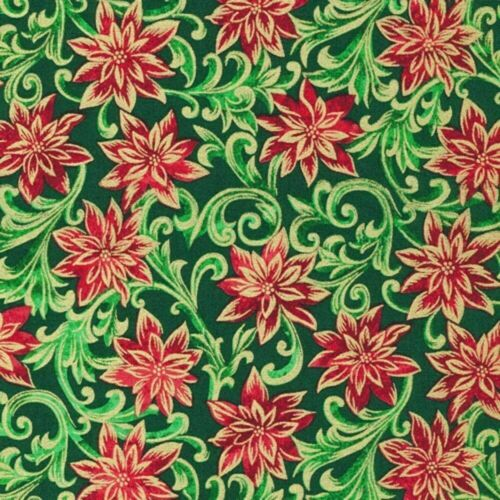 Remnant Sale 100/% Cotton Fabric Variety Military /& Floral 44//45 Wide