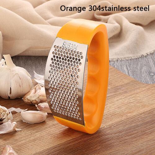 Garlic Press peeler Garlic Presses Kitchen tool Chopper Cutter Garlic Grindi R$T